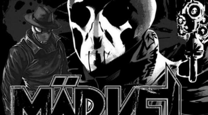 Marvel Noir: Город засыпает, просыпается...