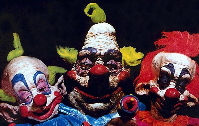 Злобный клоун секс фото 15-146