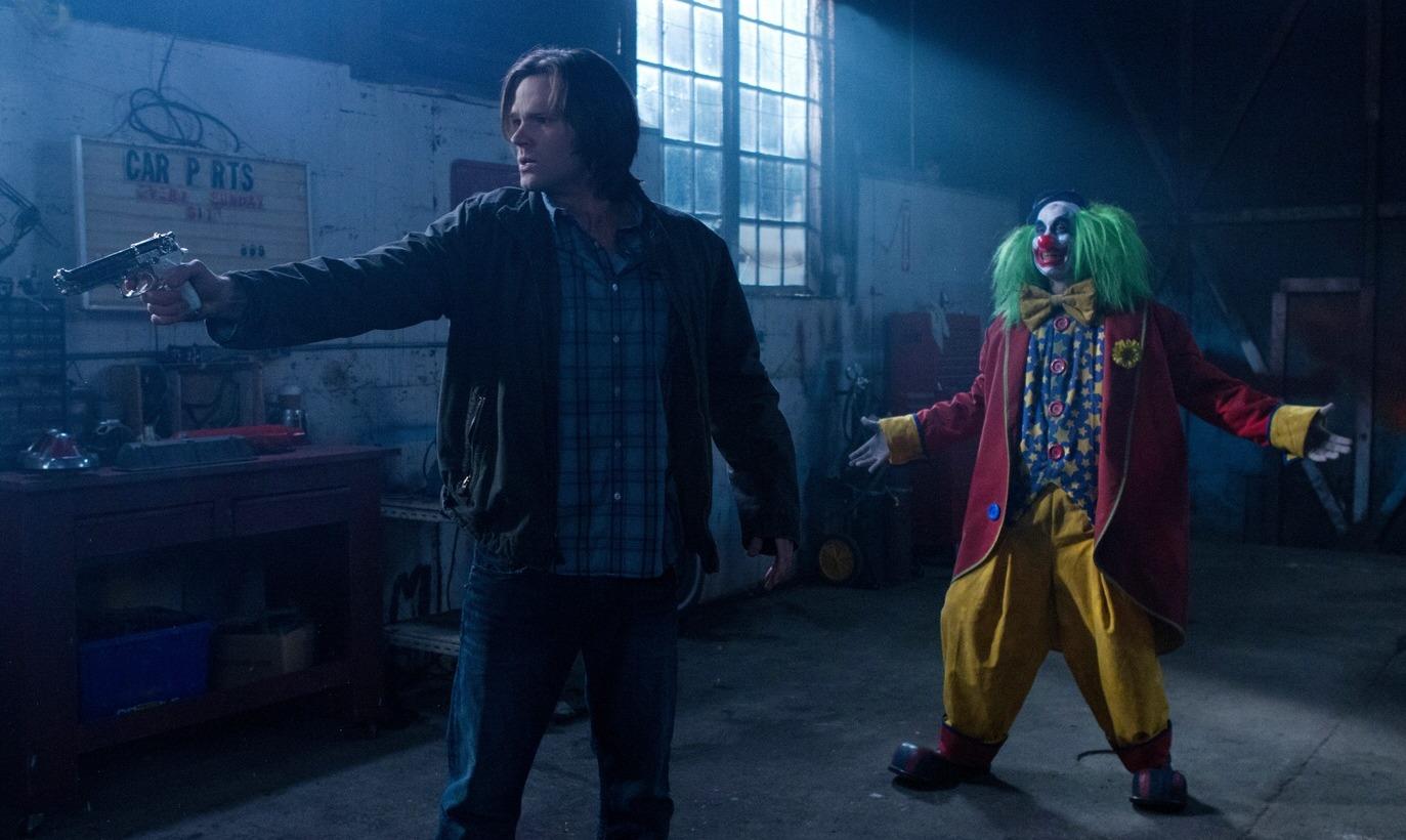 Злобный клоун секс фото 15-458