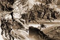 «...Бешено скачет над землёй дикая охота...»
