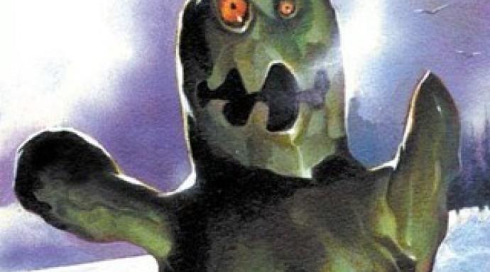 Дейв де Ври: А вместо сердца... The Monster Engine