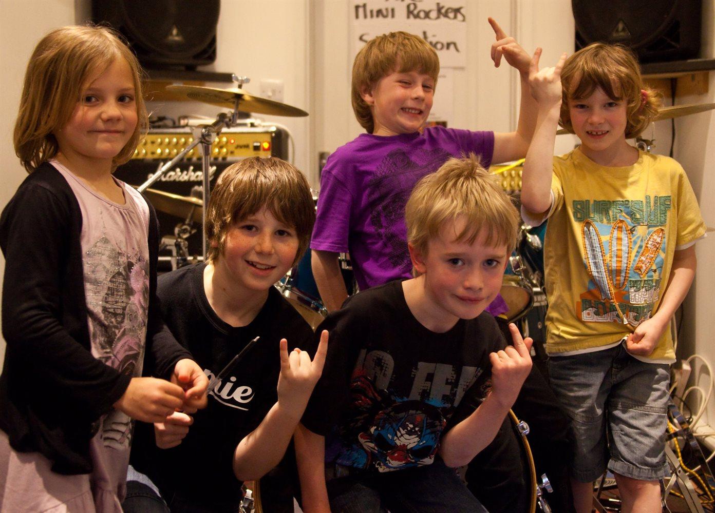 The Mini Band