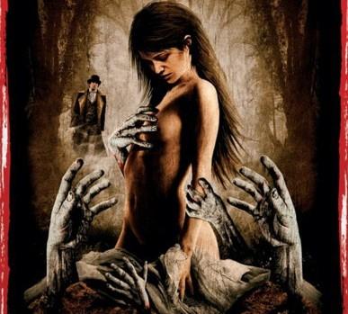 Ужасы сексуальные женщины