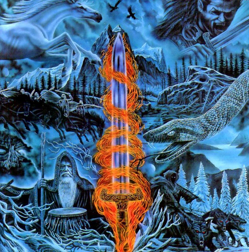 Bathory – Blood On Ice