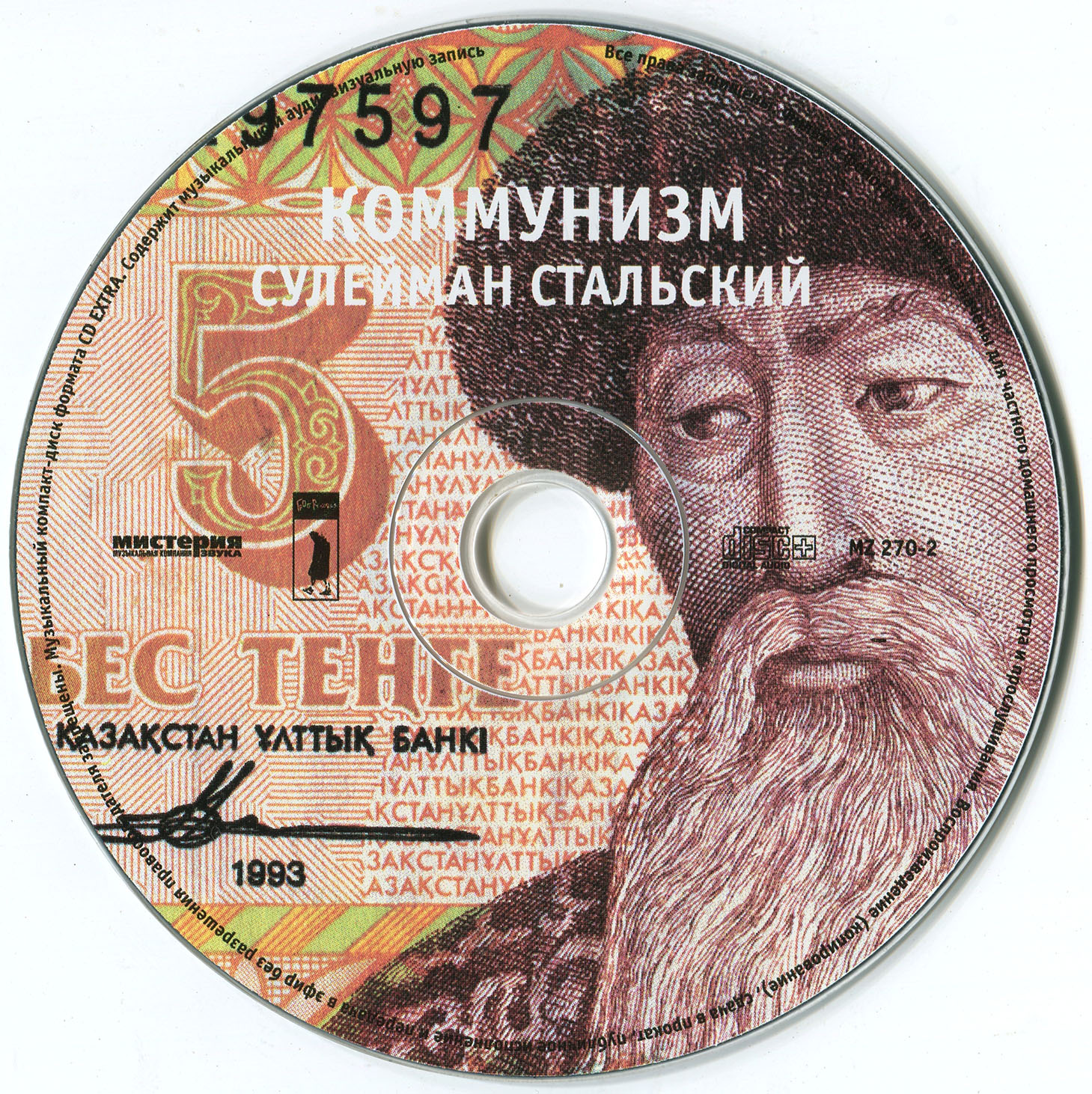 Коммунизм Сулейман Стальский