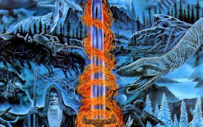 Кровь на льду или Боги Грома, Ветра и Дождя