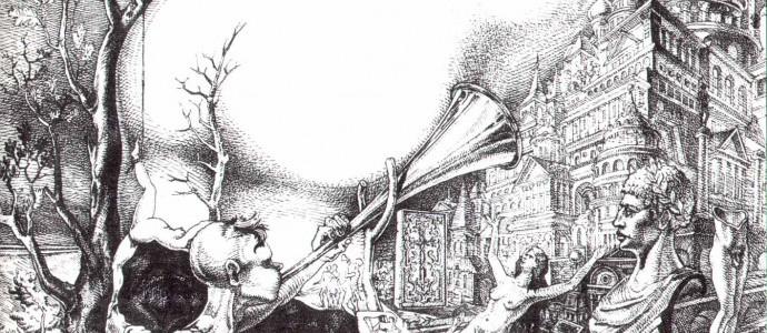 Шляпа, скрипка и развратные чудища