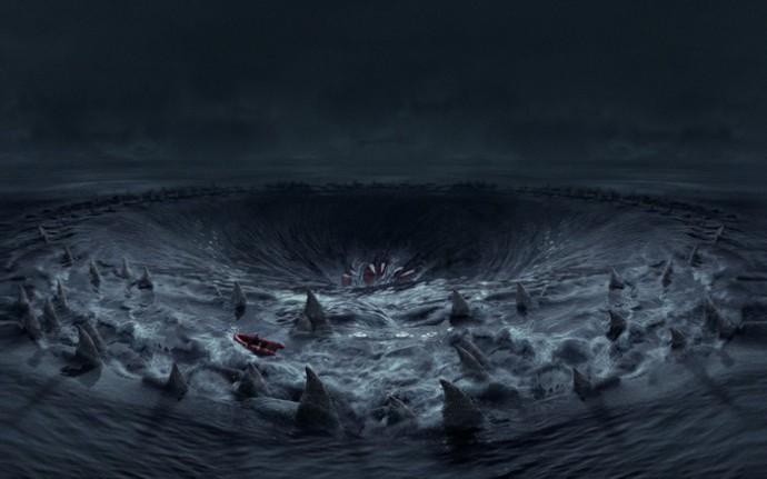 Шесть жутких морских историй