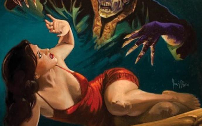 Колдун, моряк и детектив: первый роман «отца Конана-варвара»