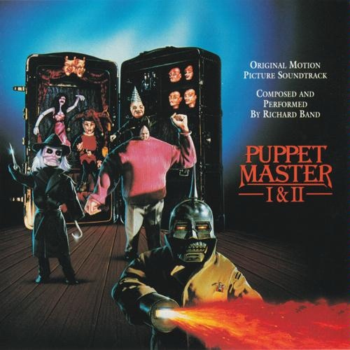 Richard Band Puppet Master OST