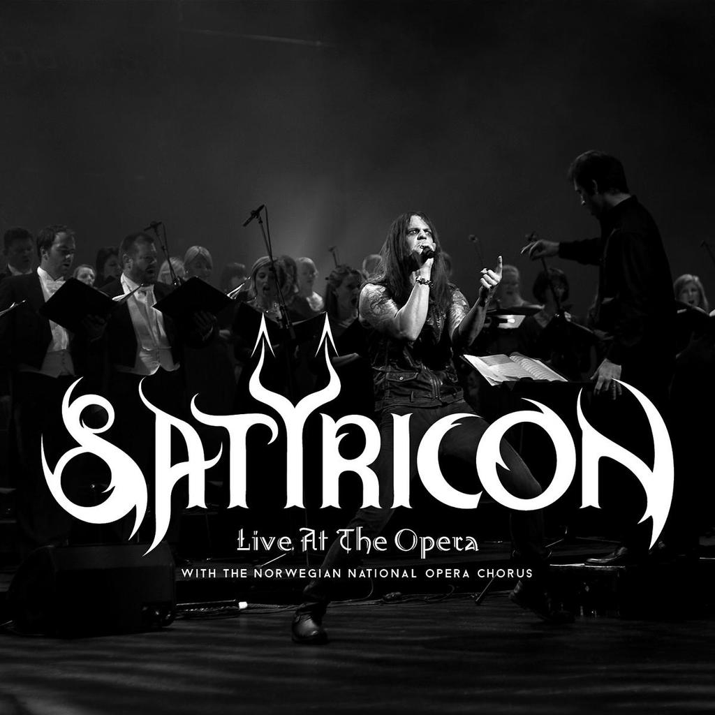 Satyricon  Live At The Opera