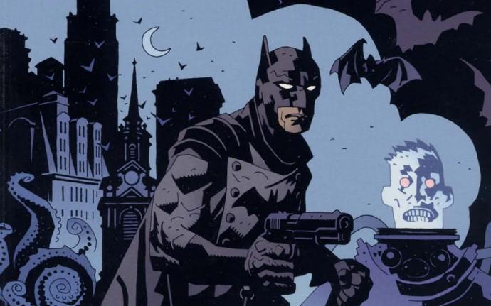 Бэтмен против Древних: На закате справедливости
