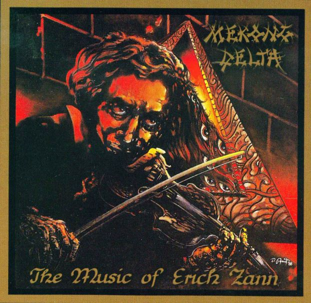 Mekong Delta - The Music Of Erich Zann