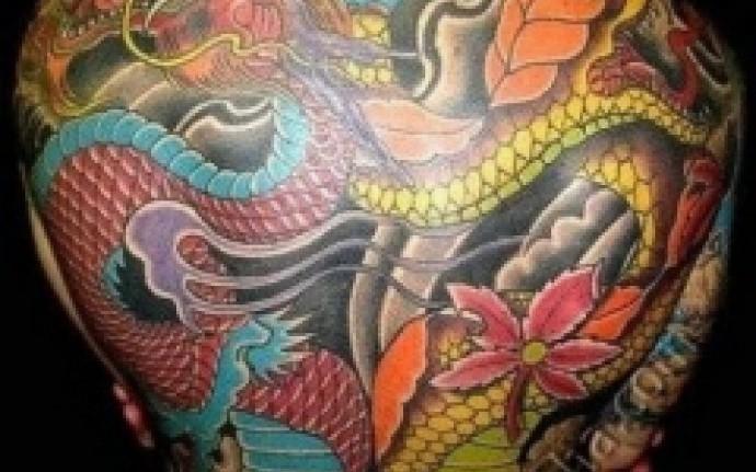 Разрушительная сила татуировки