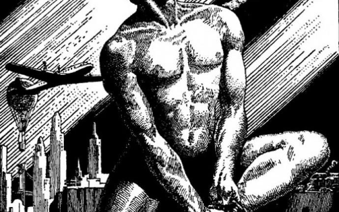 Межзвёздный скиталец в смирительной рубашке