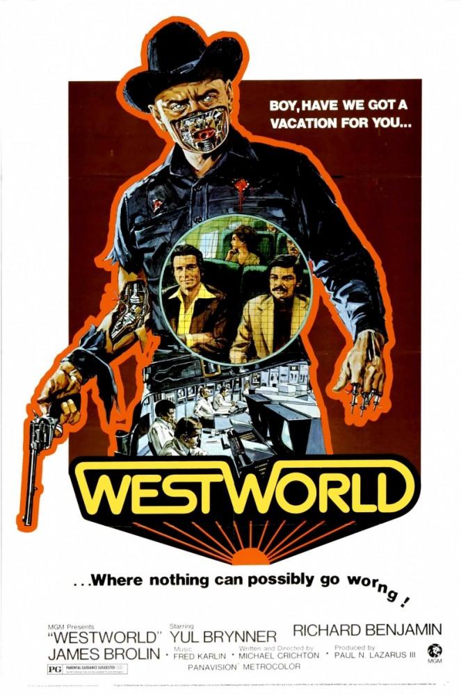 Западный мир. Постер