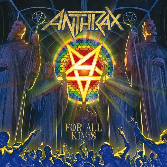 Anthrax    For All Kings
