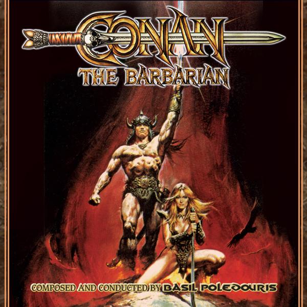 Conan ost