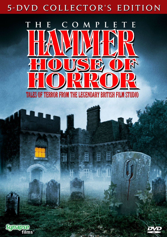 Дом ужасов Хаммера. Постер