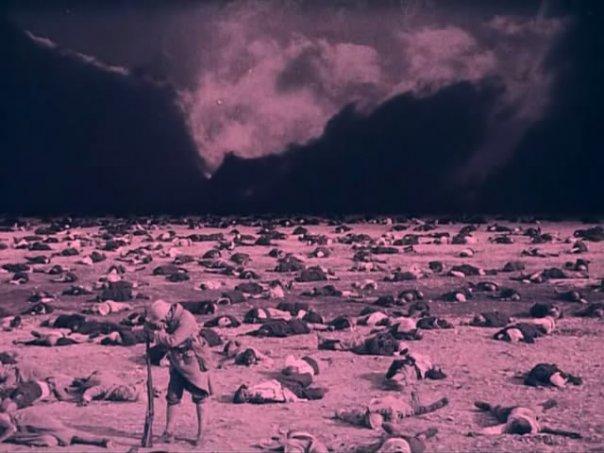 Сотни воскресающих солдат – ужасы Первой Мировой войны в фильме Абеля Ганса «Я обвиняю»