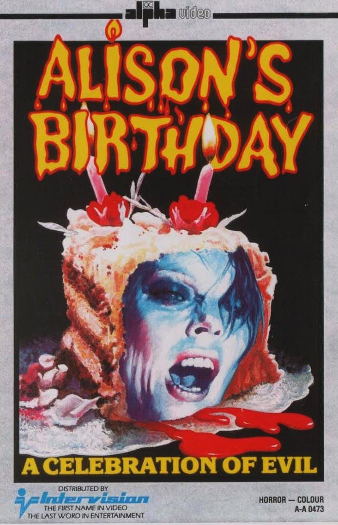 День рождения Элисон