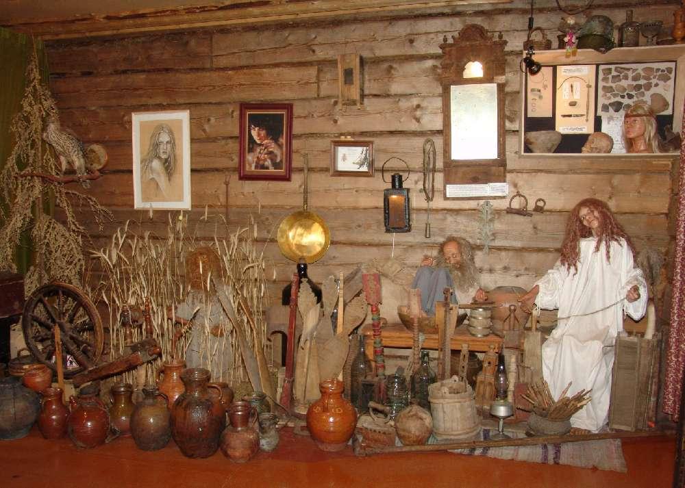Музей мифов и суеверий русского народа
