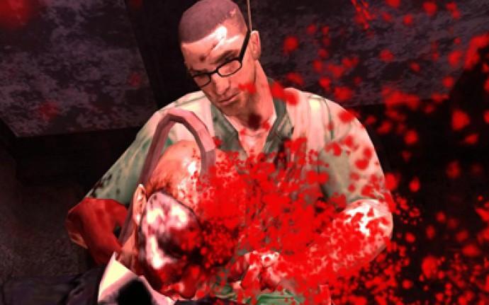 Брызги виртуальной крови