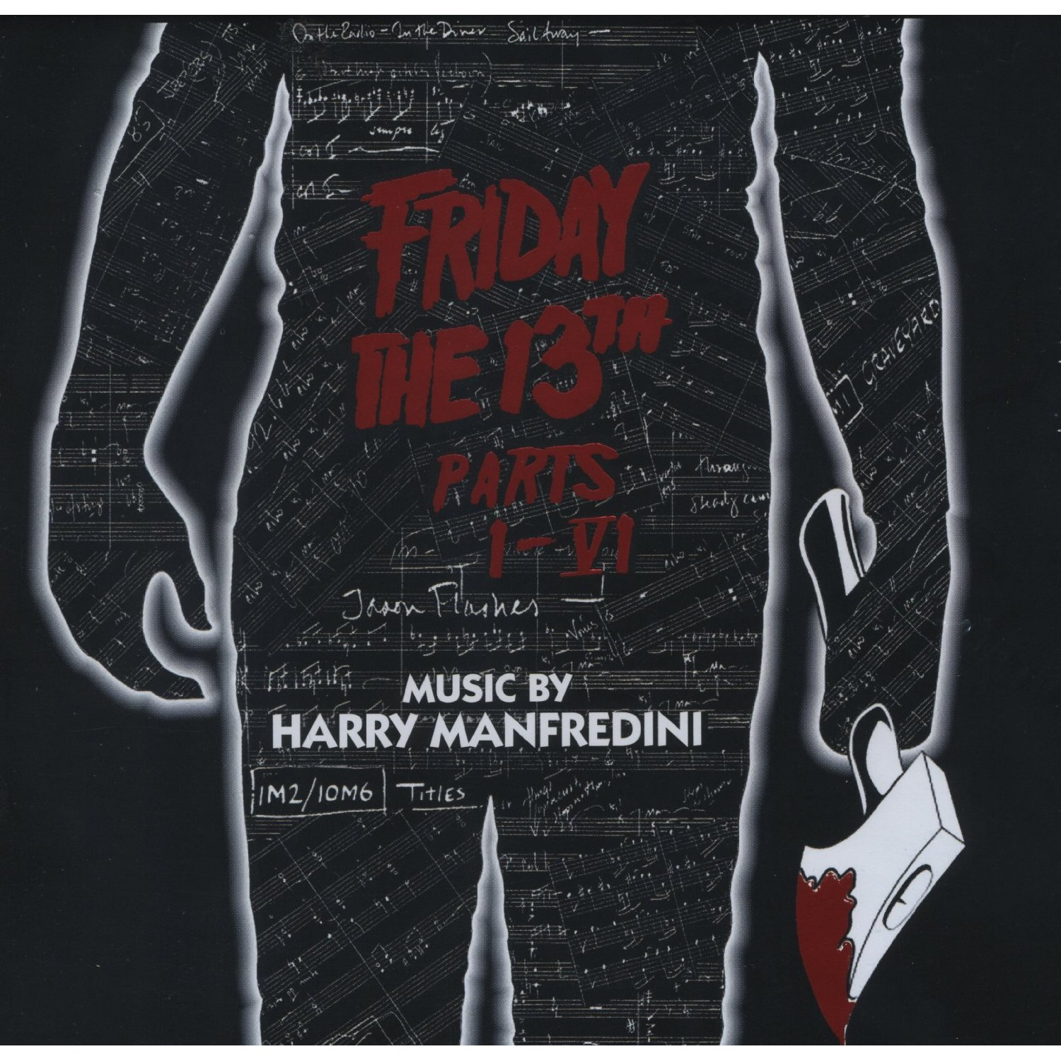 Friday 13th OST