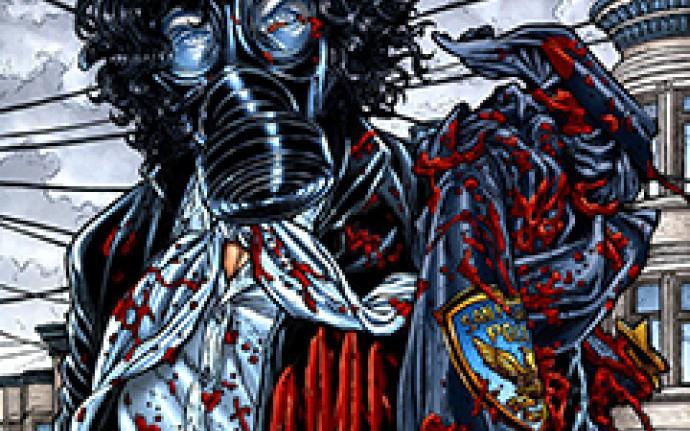 Трилогия о суперлюдях Уоррена Эллиса. Часть 2 из 3: No Hero