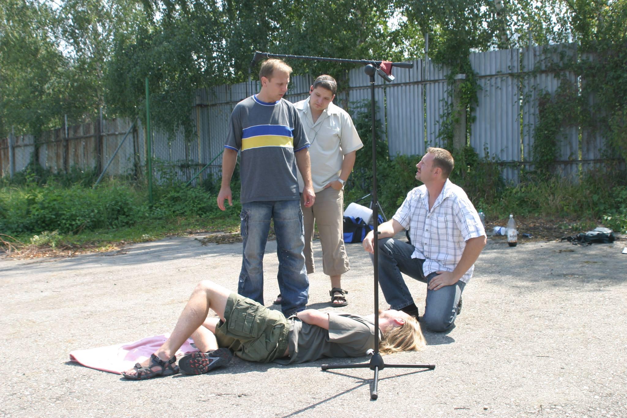 Интервью с Романом Вожкувкой