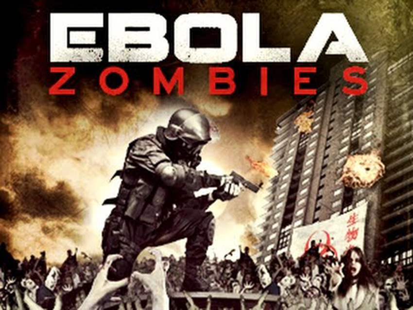 Эбола-зомби