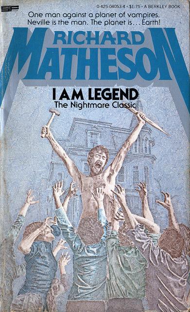Книга Я — легенда читать онлайн Ричард Матесон