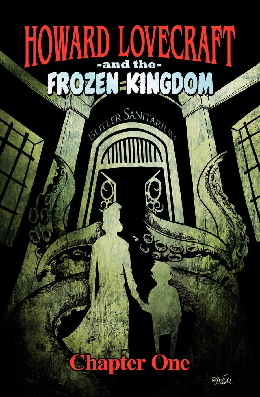 Говард Лавкрафт и Замерзшее Королевство (Howard Lovecraft the Frozen Kingdom, 2016) новые фото