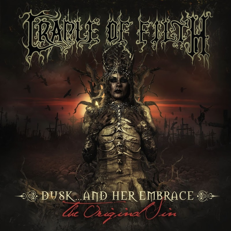 Cradle Of Filth 2016