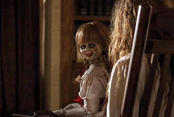 Фильм ужасов про кукольный домик