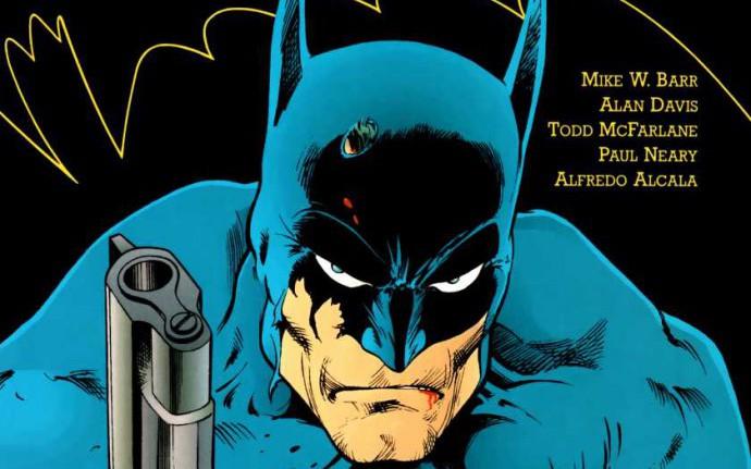 Бэтмен против Жнеца