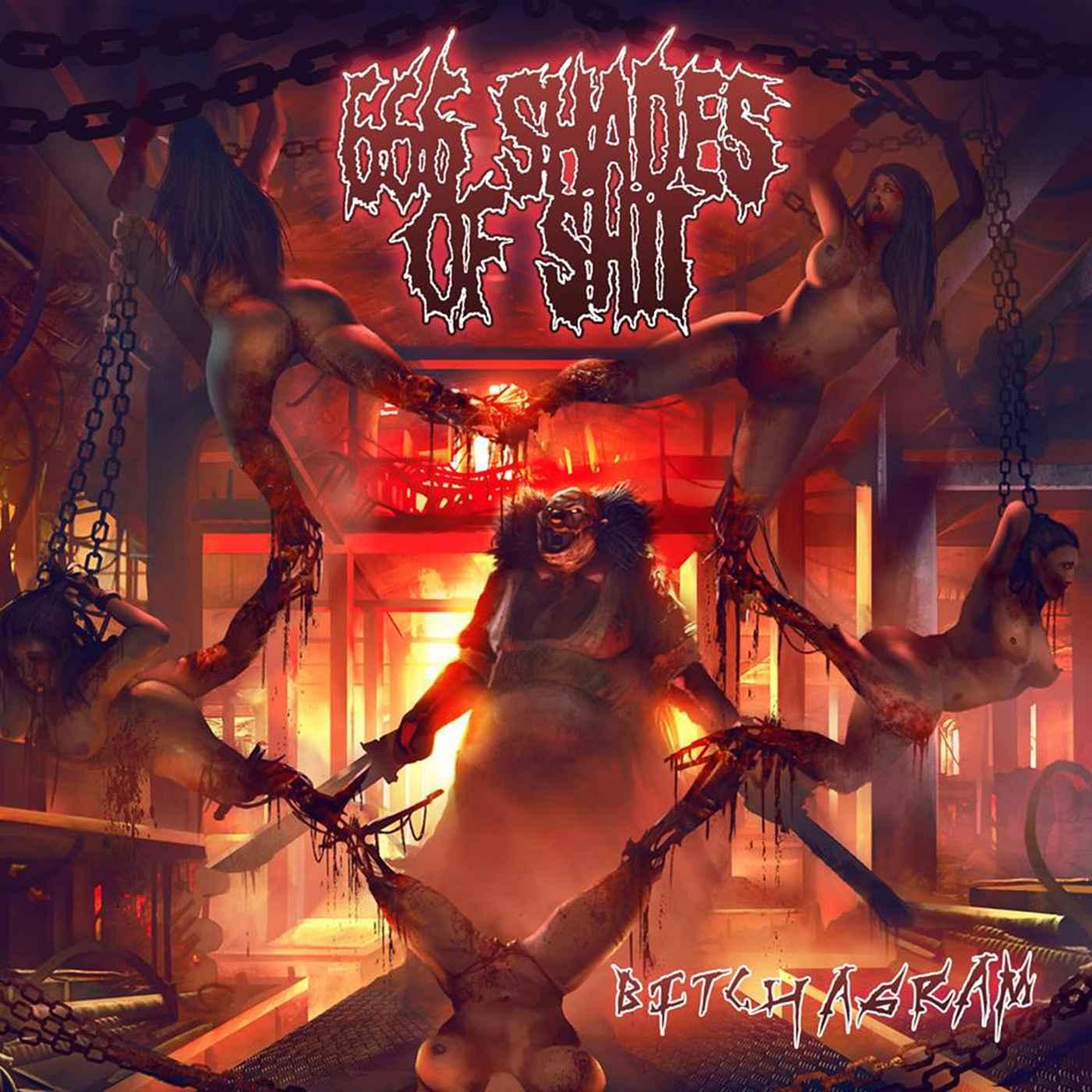 666 Shades Of Shit