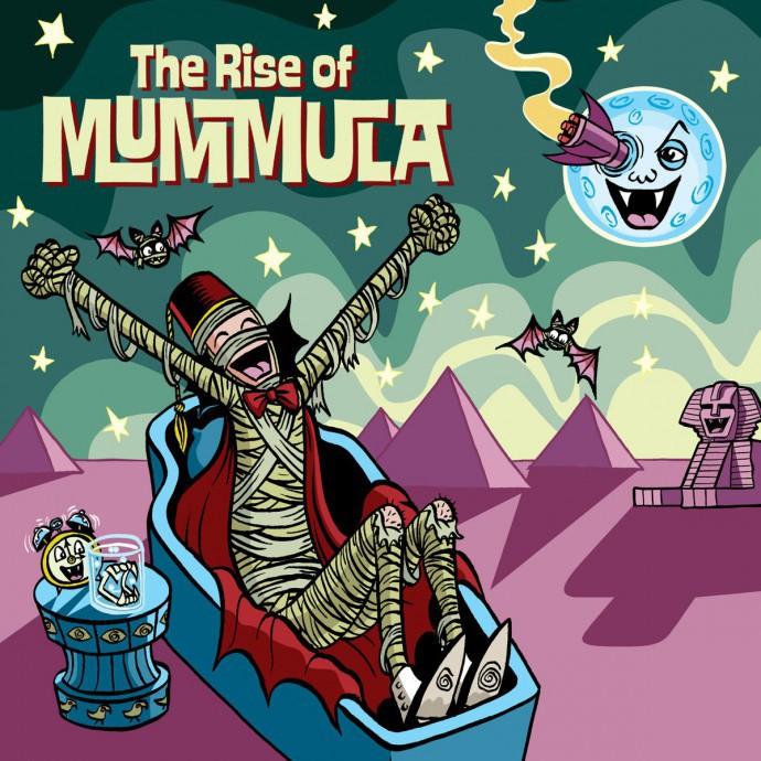 Пробуждение Муммулы под ритмы рокабилли