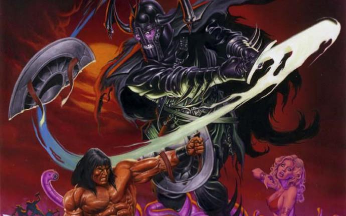 Девять страхов Хайбории: неканоничные персонажи вселенной Роберта Говарда