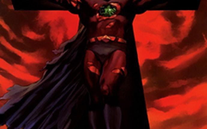Трилогия о суперлюдях Уоррена Эллиса. Часть 3 из 3: Supergod