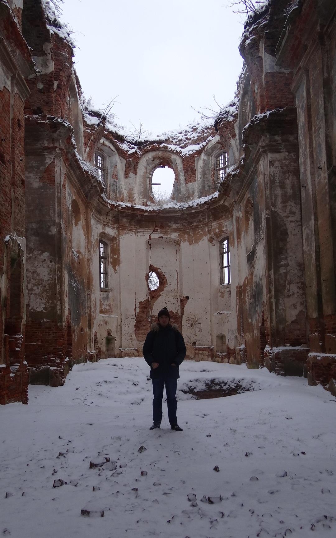Костел Девы Марии (Беларусь, Смоляны)
