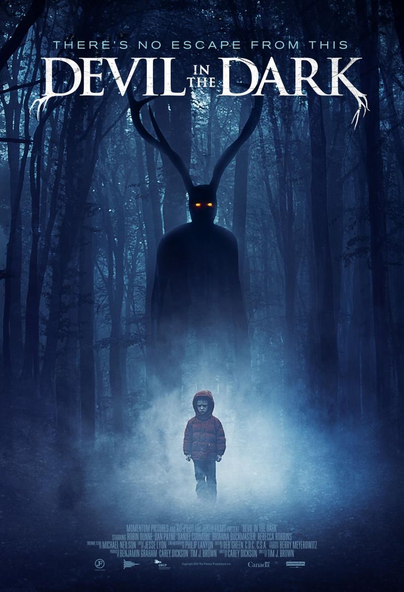 Дьявол во тьме
