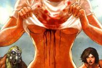 Смерть развратным девушкам
