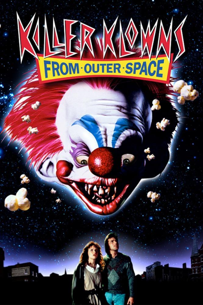 Клоуны-убийцы из космоса
