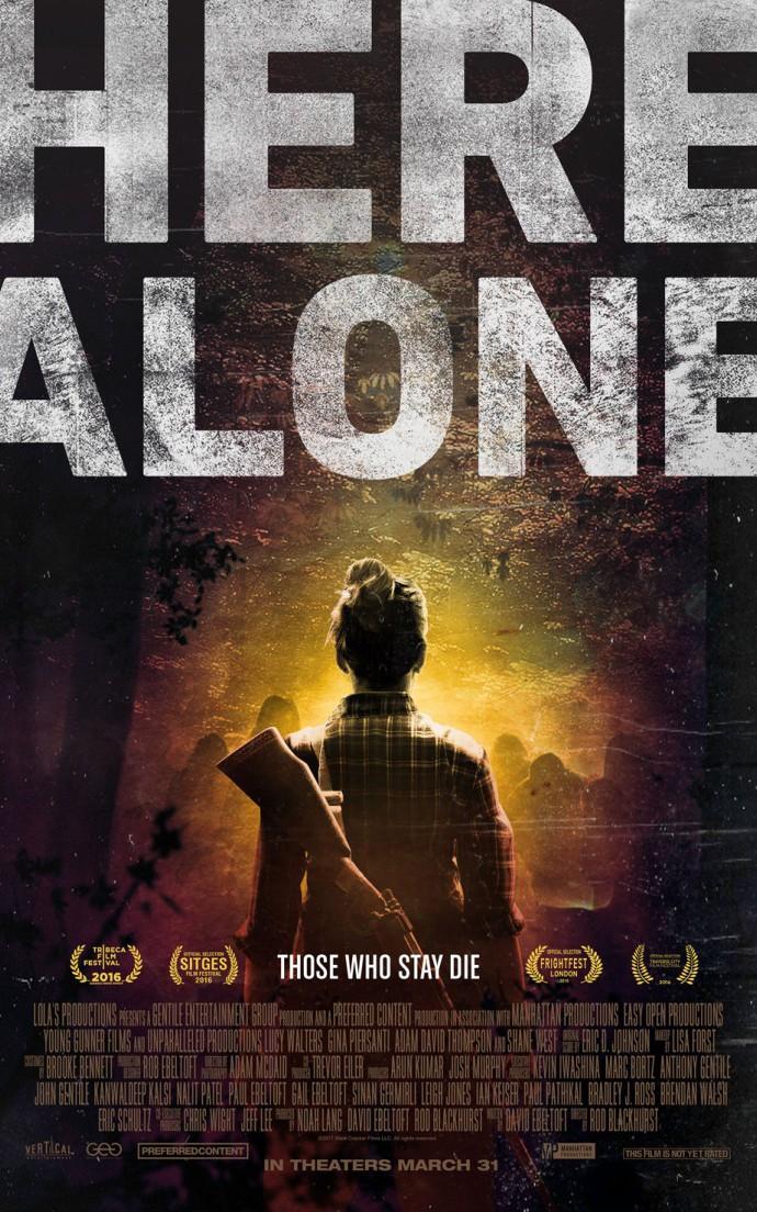 Одиночество и зомби