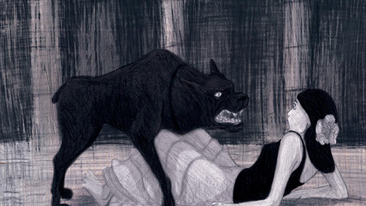 Страхи темноты