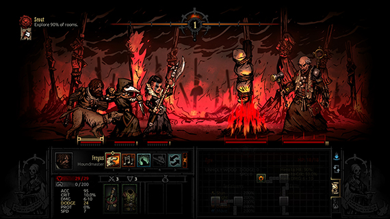 Darkest Dungeon: The Crimson Court