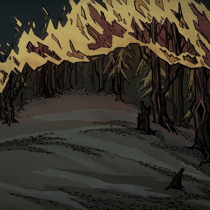 Сказание об огненной птице