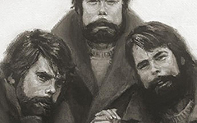 Stephen King Illustrated: 70 картин для Короля