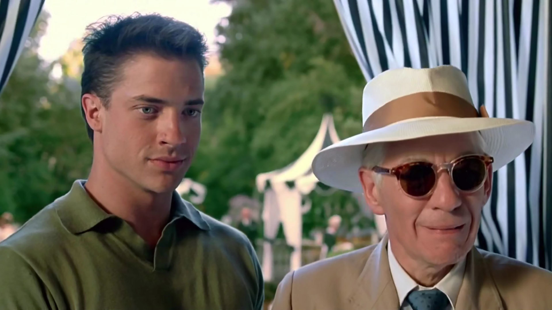 an analysis of the movie gods and monsters directed by james whale Directed by sam irvin, david j skal with clive barker, bill condon, curtis harrington, christopher bram as a teen nick kroll watched wayne's world for a year, but cites a 1970s dance movie as his big mouth inspiration curtis harrington  himself - director, friend of james whale.